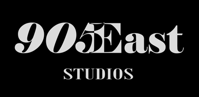 905 East Studios - Houston Wedding Photographers Logo